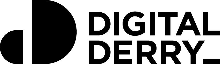 Digital  Derry Logo