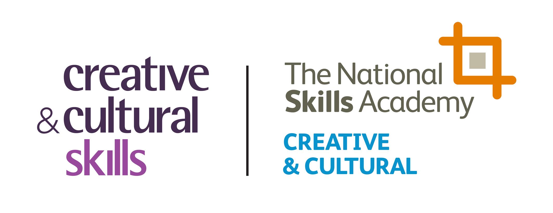 Creative & Cultural  Skills Logo