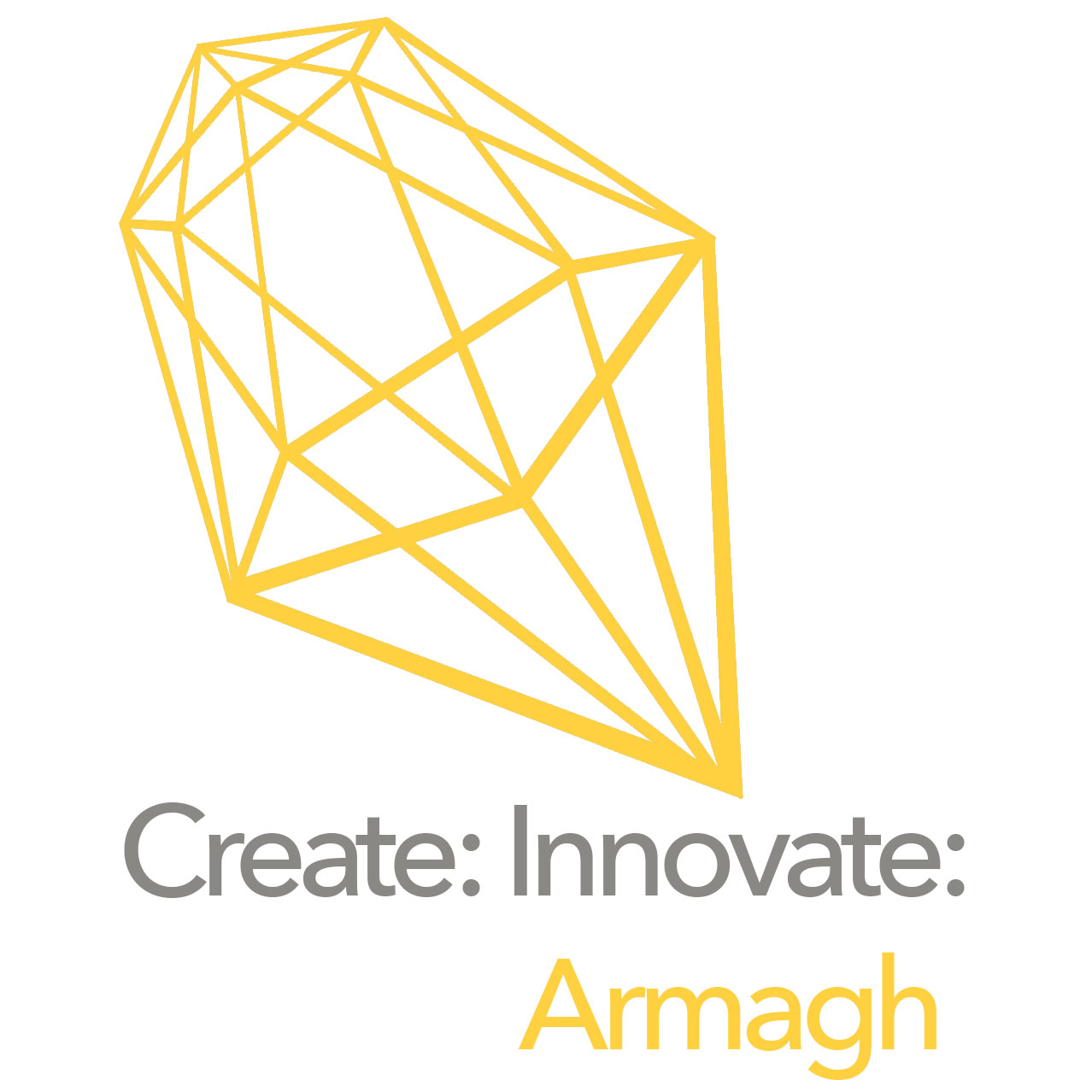 Create: Innovate: Armagh Logo