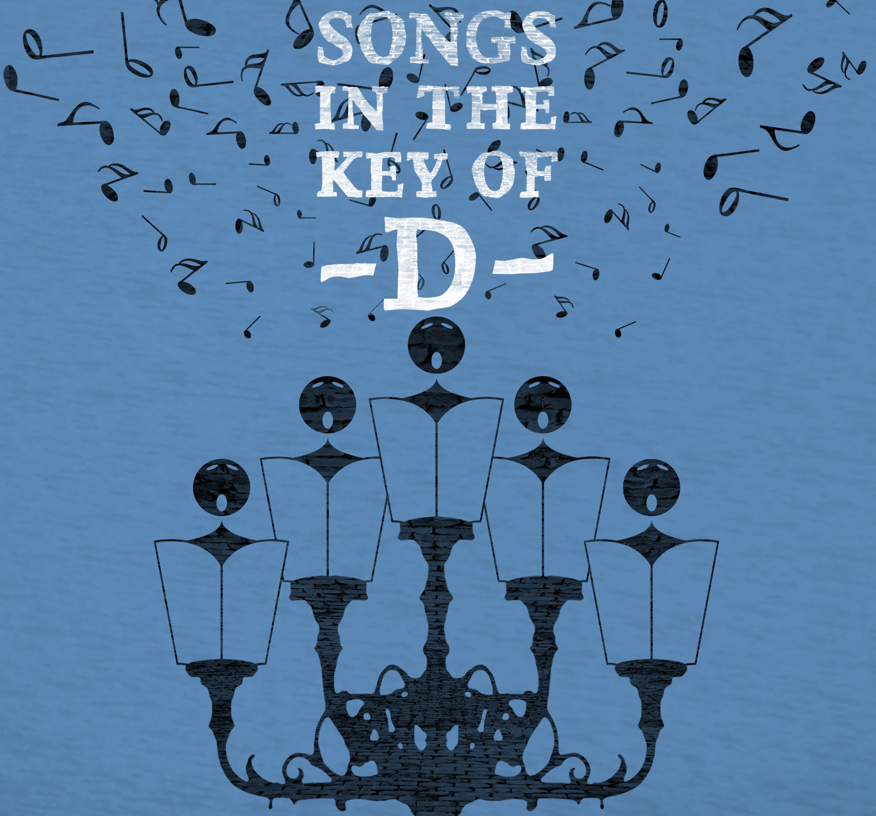 Songs in the Key of D Logo