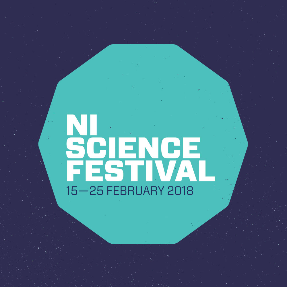 NI Science Festival Logo