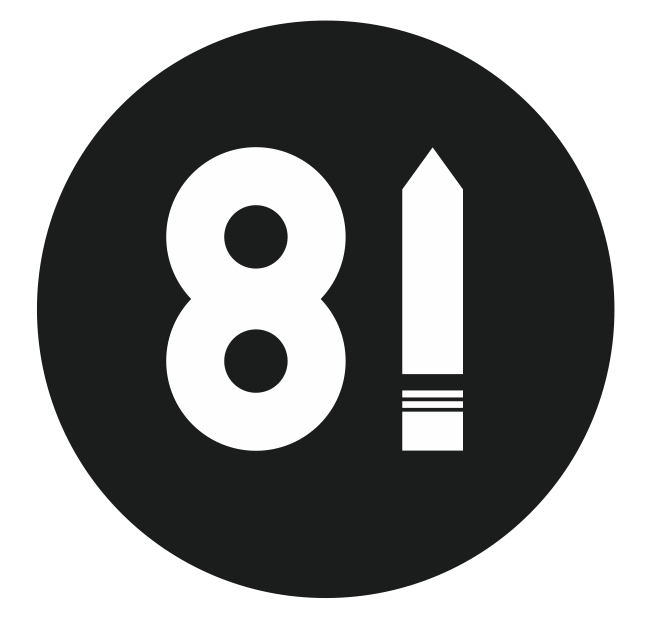 Eighty81 Creative Workspace Logo