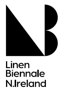 Linen Biennale Northern Ireland  Logo