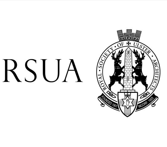 Royal Society of Ulster Architects (RSUA) Logo