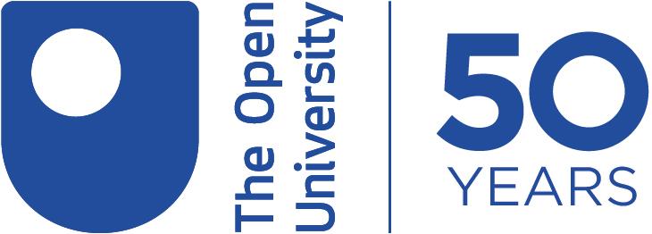 The Open University  Logo